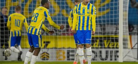 RKC lost eenderde van aantal schoten dit seizoen in thuisduel met Heerenveen