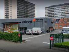 Fermeture du Colruyt d'Anderlecht après la détection de cas de Covid parmi le personnel