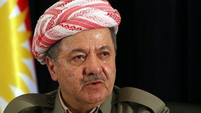 Iraaks-Koerdische president houdt het voor bekeken