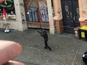 Deux morts dans une fusillade près d'une synagogue en Allemagne, le suspect n'était pas connu de la justice
