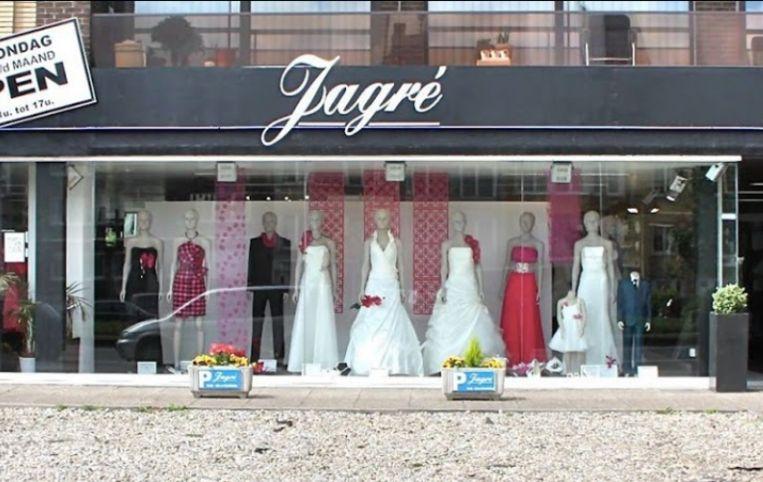 Kledingwinkel Jagré.