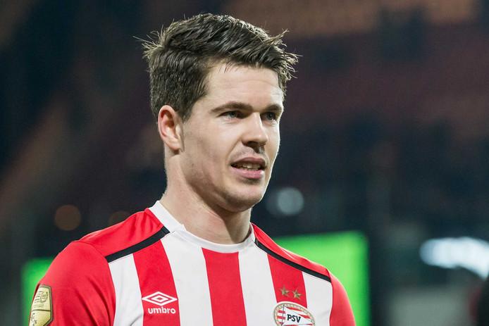 Marco van Ginkel mist zaterdagavond PSV-Roda JC.