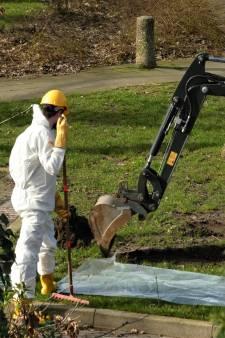Opluchting bij omwonenden 'Gat van Jordaan' in Haaksbergen: verontreiniging asbest op één plek