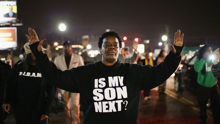 Afro-Amerikanen in het nieuws