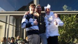 VIDEO. Doe eens een meeuw na: Nederlander en Limburgse winnen 1ste EK meeuwenschreeuwen
