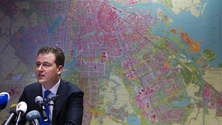 Ook vice-premier Lodewijk Asscher (PvdA) zal worden verhoord. Beeld anp
