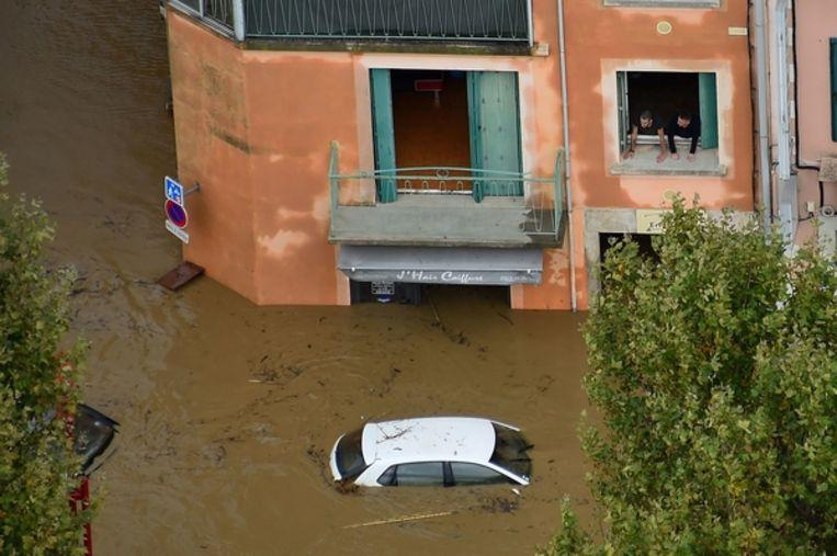 null Beeld Sylvain Thomas / AFP
