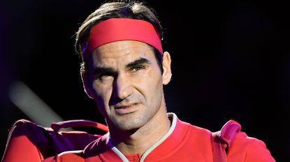 "Roger Federer (38) na lange afwezigheid: ""Hoop dat ik nog steeds kan tennissen"""