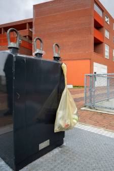 Meer afval? Meer afvalbakken in Eindhoven