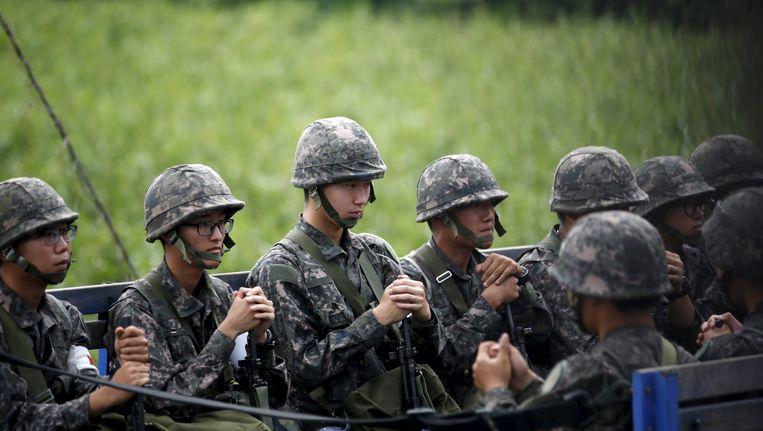Gisteren werd de jaarlijkse gezamenlijke militaire oefening van de Verenigde Staten en Zuid-Korea hervat.