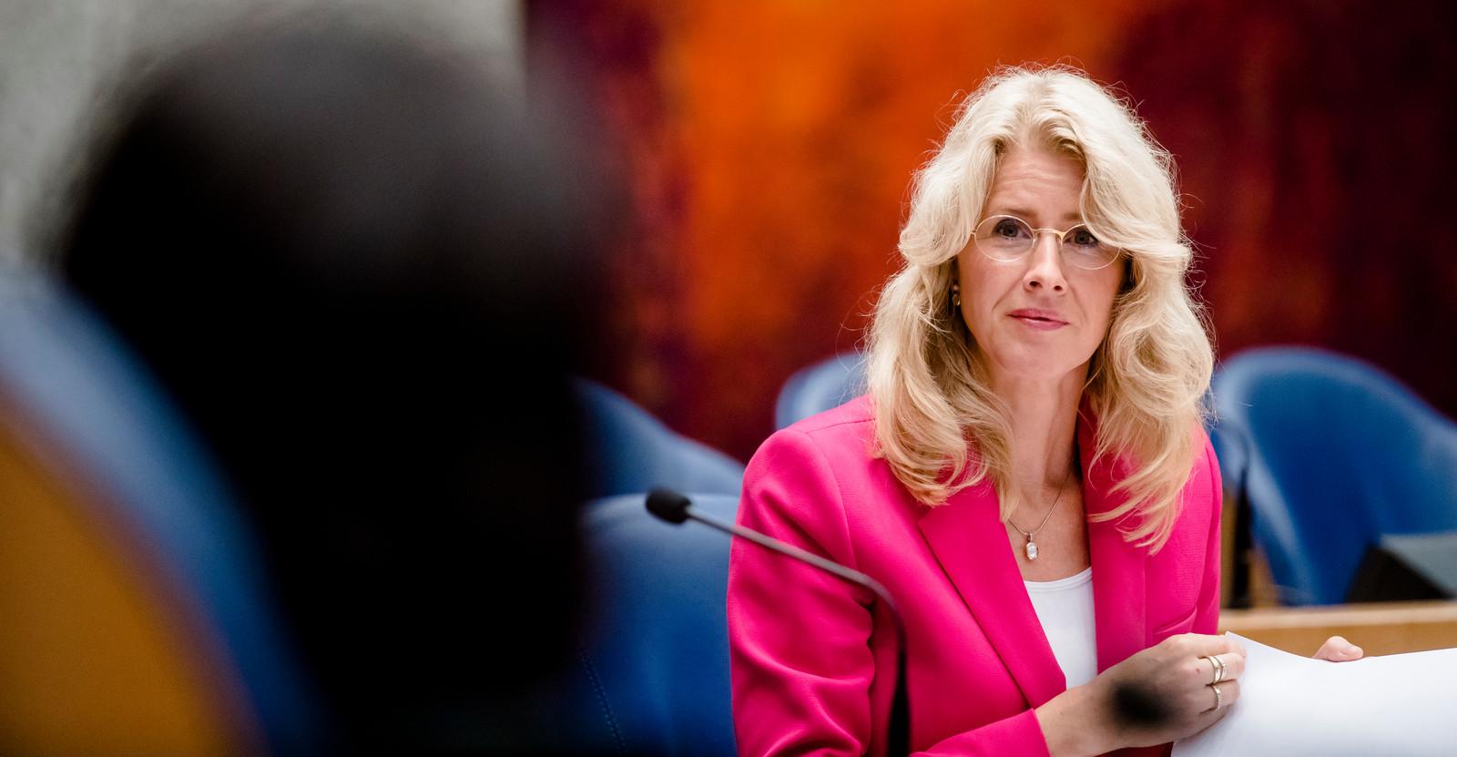 Staatssecretaris Mona Keijzer (Economische Zaken)