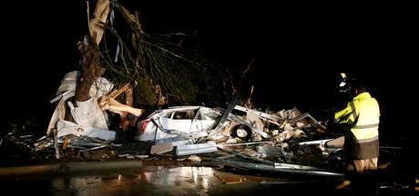 Texas getroffen door tornado's
