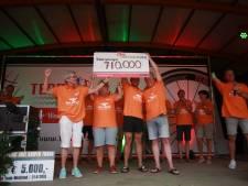 Recordopbrengst Team Westland op Tourmalet: 710.000 euro binnengesleept