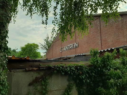 Voormalige Houthandel Cantrijn in Breda.