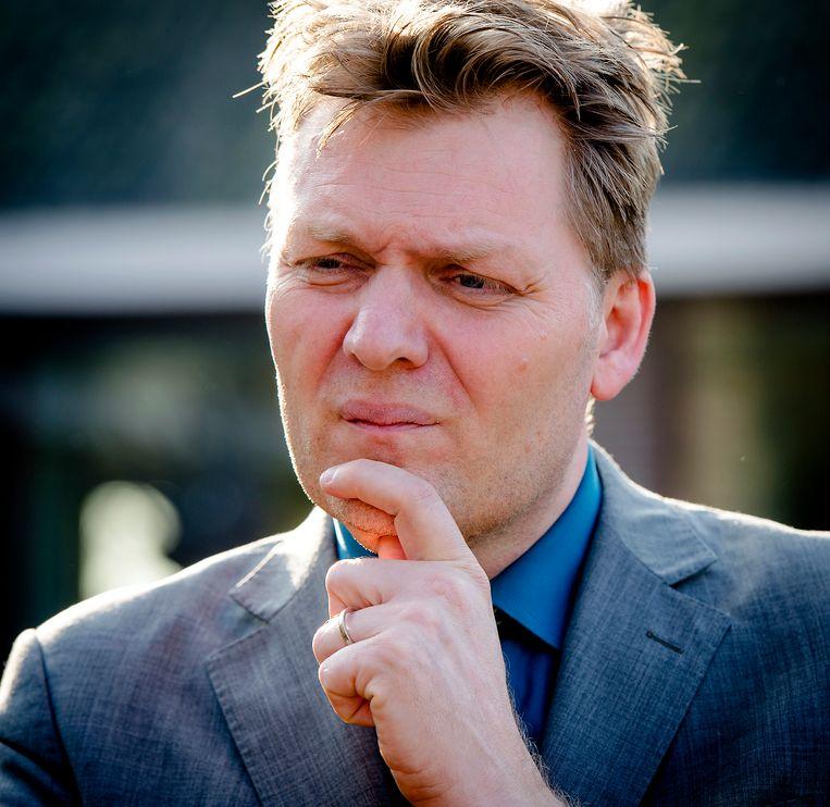 Jan Hamming Beeld ANP
