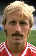 Jurrie Koolhof bij PSV in 1986