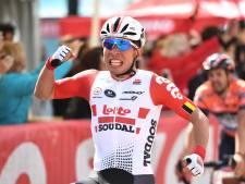 Ewan verslaat Jakobsen in slotrit Ronde van Turkije