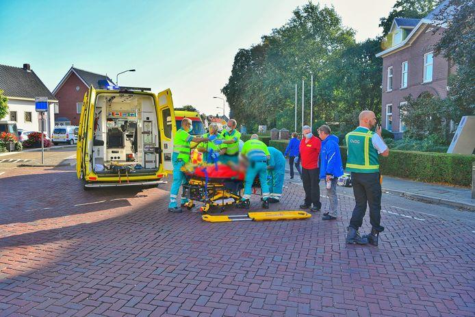 Deelnemer Omloop van Valkenswaard zwaargewond bij ongeluk voor de start van de wedstrijd.