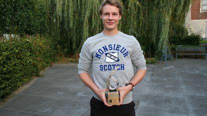 Jeffie Versin loodst Belgische U18 naar wereldtitel ijshockey
