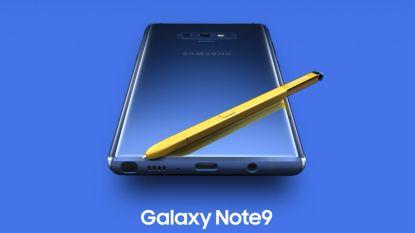 Samsung zet promofilmpje voor Galaxy Note 9 per ongeluk een week te vroeg online