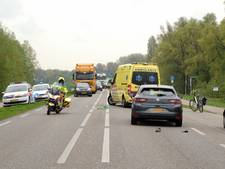 N317 bij Doesburg weer vrij na ernstig ongeval