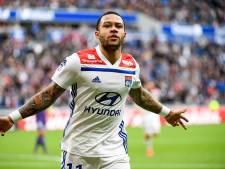 'Memphis als een van de twee spitsen tegen Barcelona'