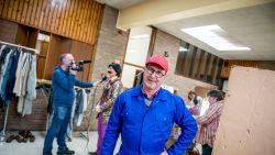 Jan Verheyen betaalt figuranten 'Viva Boma!' met tombola