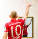 Robben hoopt in het voetbal oud te worden als Ryan Giggs.