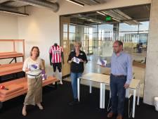 400 tablets ASML voor beeldbellen in regio Eindhoven