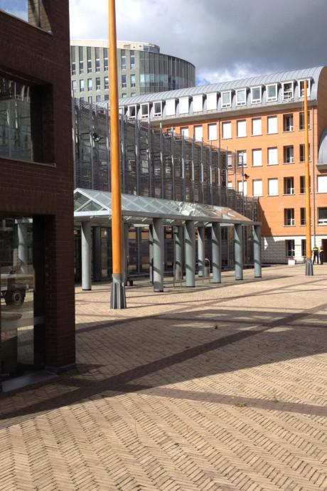 Massale vechtpartij in rechtbank Den Bosch, zitting dodelijke schietpartij Salsa Breeze hervat