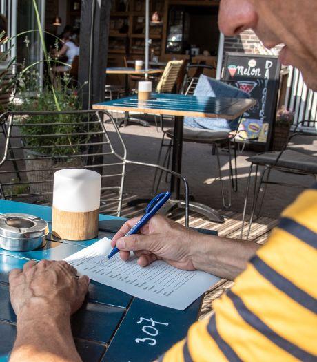 Corona-check: drie terrasjes, één keer zoals het hoort