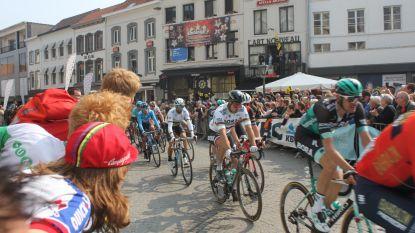Ronde van Vlaanderen passeert deze keer zonder incidenten door Aalst