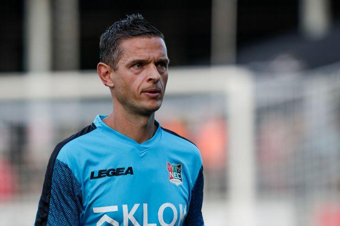 Trainer Rogier Meijer.