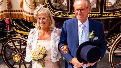 Willy Naessens sloot Marie-Jeanne buiten op hun huwelijksnacht