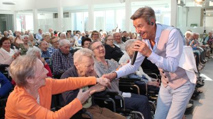 Artrose of reuma? Willy Sommers zet heel Veilige Have in beweging