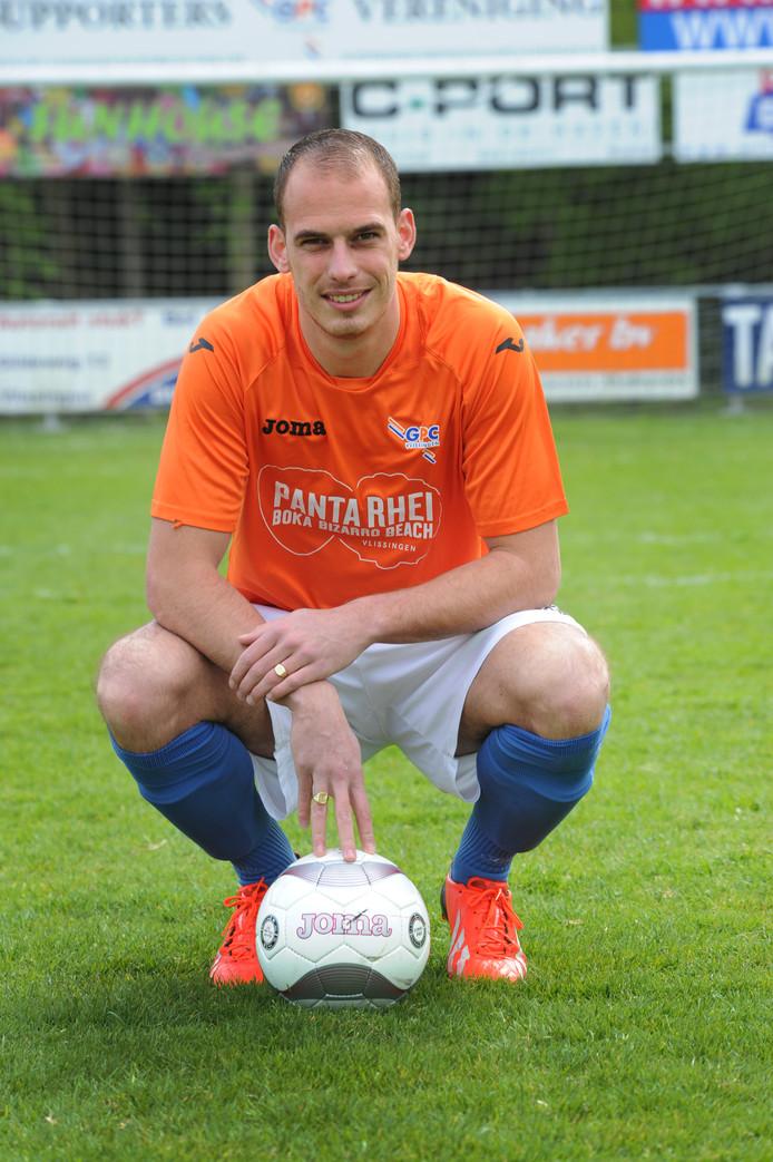 Robin de Pagter keert volgend seizoen terug bij GPC Vlissingen.