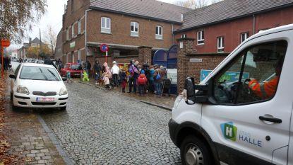 Plannen voor bredere voetpaden aan Essenbeekse school