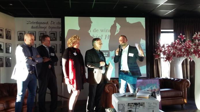 Deventer Overall Ondernemer van 2016: Schaap Bliksembeveiliging