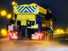 Mist en lichte vorst zorgen vannacht voor gladheid: strooiwagens massaal weg op