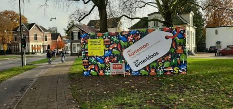Sinterklaasbank in Klarenbeek is een succes, maar dat is wel heel dubbel