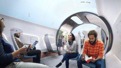 Hét alternatief voor het vliegtuig, trein en auto? De hyperloop, 'buizenpost voor mensen'