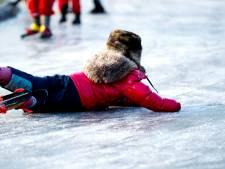 Schaatskoorts stijgt: schaatsbaan Boskoop open