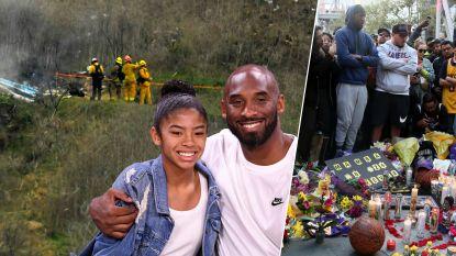 NBA-legende Kobe Bryant (41) en dochter Gianna (13) omgekomen in helikoptercrash: Piloot vloog te laag om gemonitord te kunnen worden