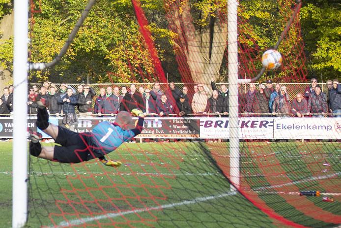 26 januari: derdeklasser SVVN uit Nijverdal ontvangt plaatsgenoot DES.