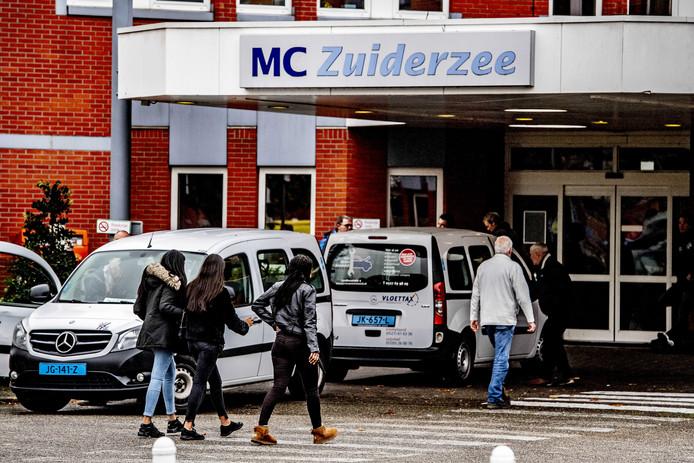 MC Zuiderzee in Lelystad.