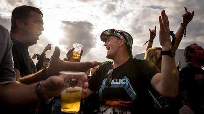 """Graspop riskeert klacht wegens Ad Fundum Cam: """"Dit is aanzetten tot overmatig alcoholgebruik"""""""
