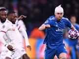Toegetakelde De Ligt met Juventus niet langs Lyon
