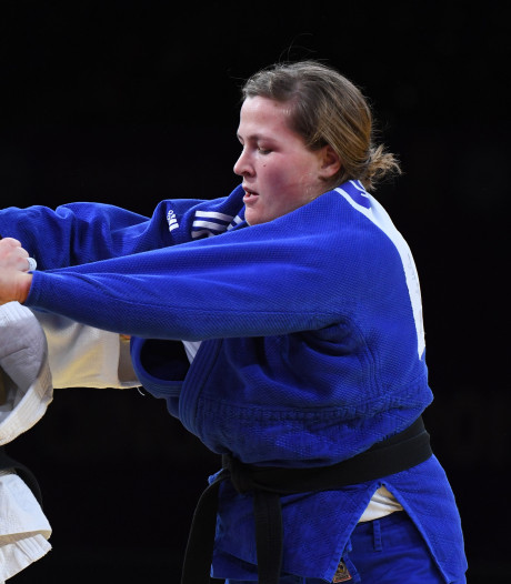 Tessie Savelkouls pakt zilver bij Grand Prix Tel Aviv