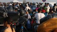 Al zeker 135 asielzoekers op Lesbos besmet met coronavirus