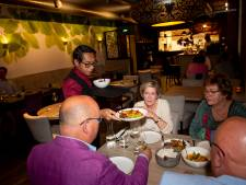 In Thaise sferen bij Ton Nam Thai in Meppel
